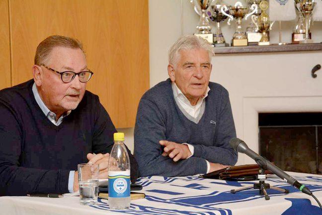 IFK: nye tränare klar