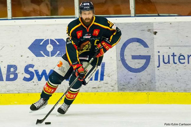 Marcus Bengtsson slutar som VGIK-tränare