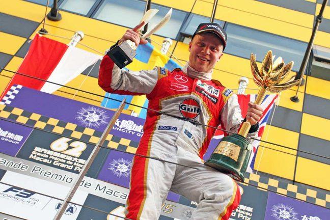 Felix tillbaka i Macau