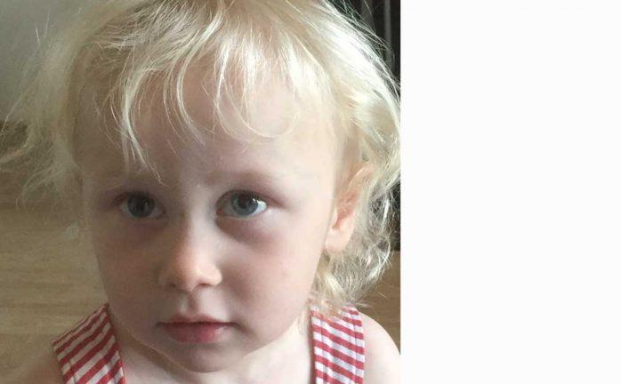 Izabell Rosgren 3 år