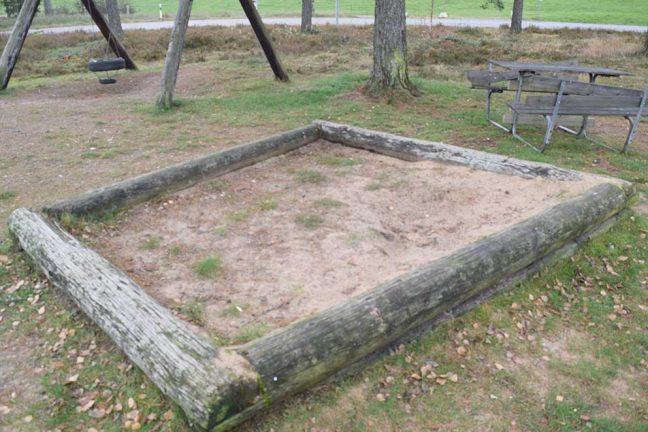 Lekplats efterlängtad i Byarum