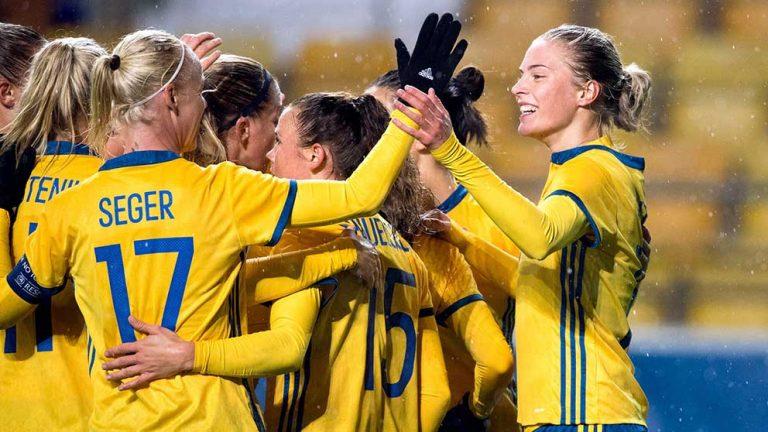 Svensk seger i VM-kvalet