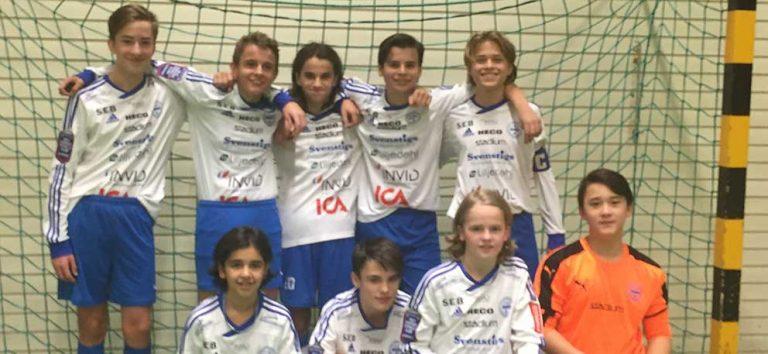 IFK P04 vann cup