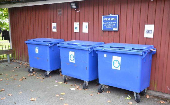 Gemensam plan för hantering av avfall