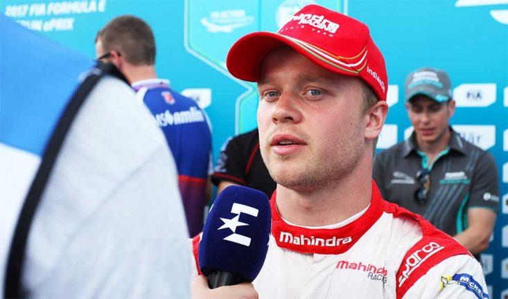 Felix laddad för ny Formel E-säsong