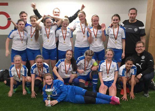 IFK F03 vann cup