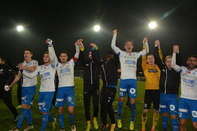 IFK sexa i superettan