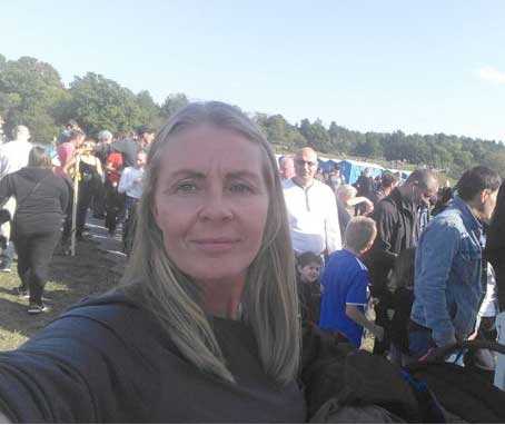 Martina Mir Resarö 45 år
