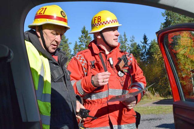 Rekord i antal uppdrag hos räddningstjänsten