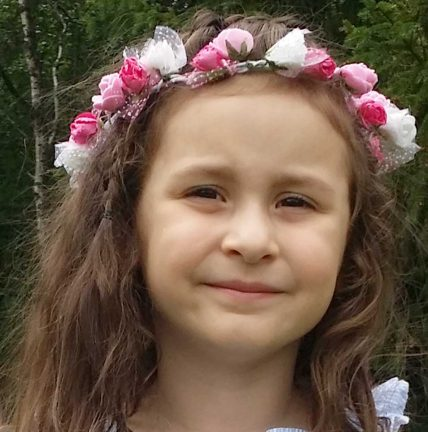 Stella Lind 5 år