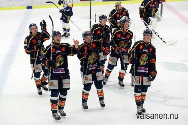 VGIK inleder mot Borås