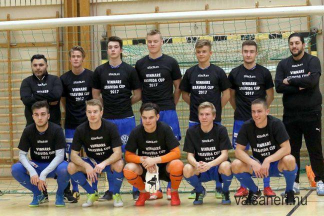 IFK vann Bravida CUp