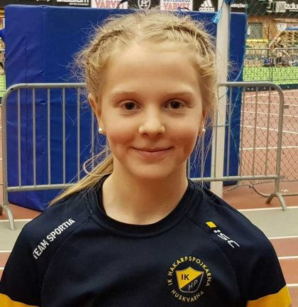 Emma Sandin från Vaggeryd
