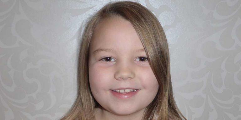 Ella Hansson 9 år