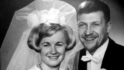 Ulla och Lennart – guldbröllop