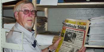 Gustav Fransson till minne