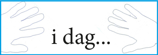 Lördag: Nationaldagen…