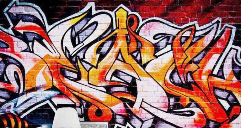 Det blir en grafittivägg