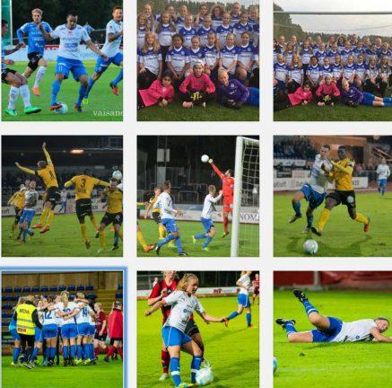 2017 – ett IFK-år att minnas i 50 bilder