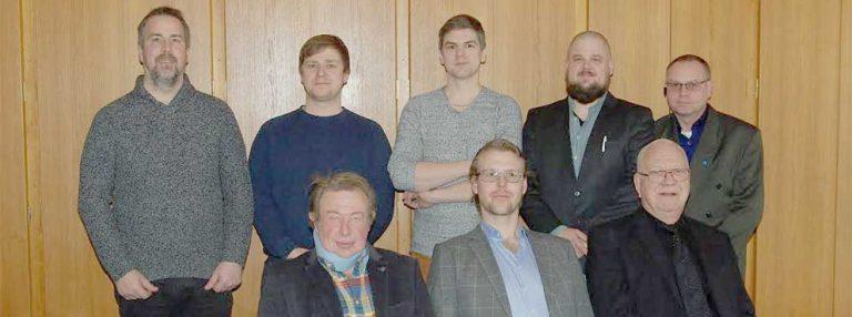 Valter valdes till (SD)-ordförande