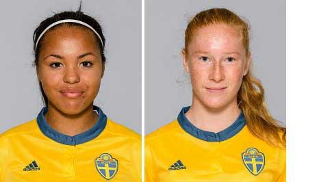 Två från IFK på landslagsläger