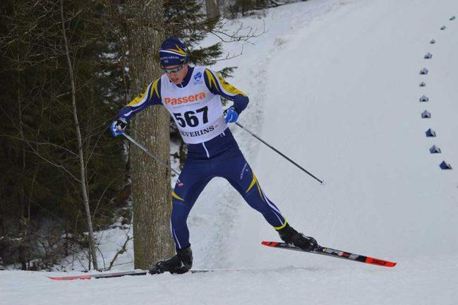 Leo Johansson till U23-VM i längdskidåkning