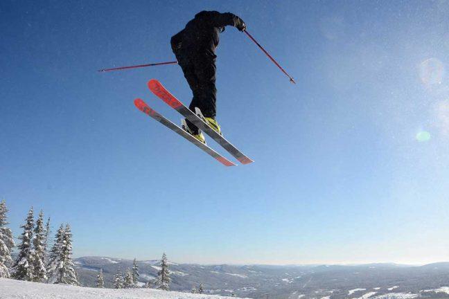 Åter efter tionde skidresan