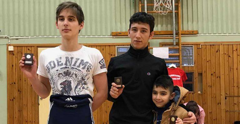Medaljer för VBK