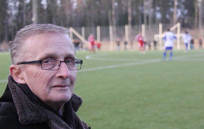 """Lars-Erik """"Morfar"""" Svensson"""