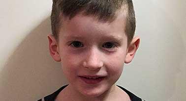 Filip Willman 6 år