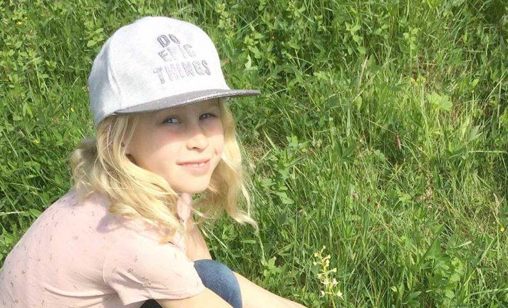Miranda Grönlund 9 år