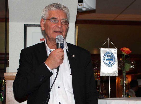IFK presenterar ny sportchef