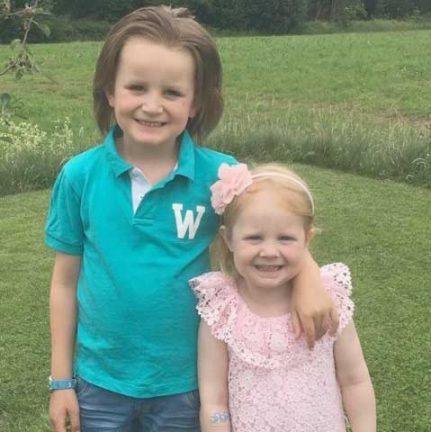 Hugo och Ellen fyller år