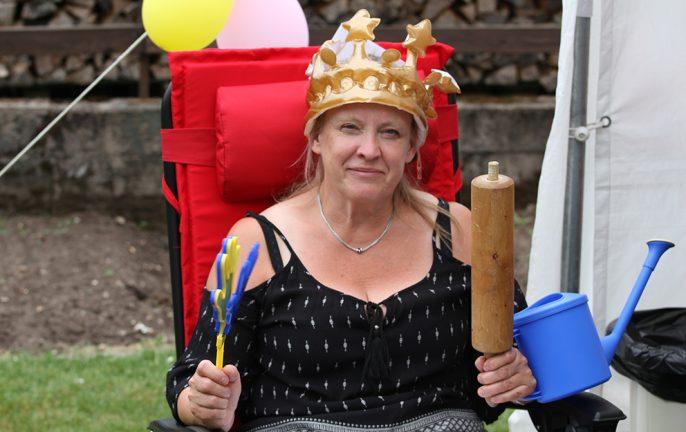 Birgitta Bunnstad 60 år