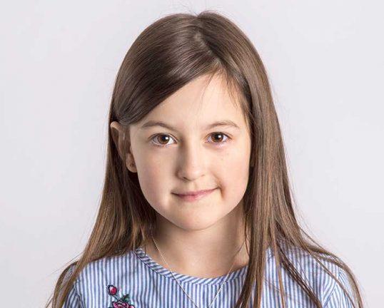 Nellie Schoeneck 10 år