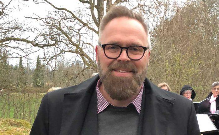 Raymond Pettersson lämnar sin post