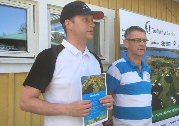 Stefan och Jan-Åke vann på GGK