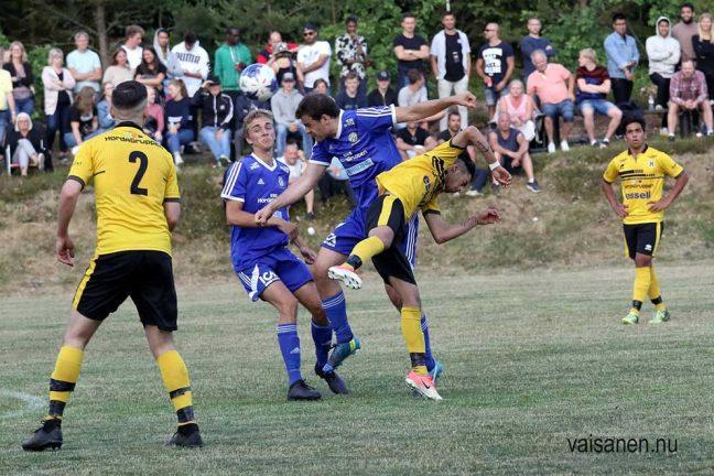 Horda vann derbyt mot Rydaholm