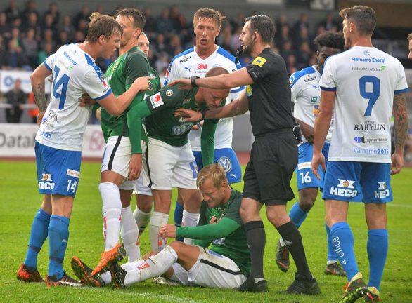 Ny tung IFK-förlust