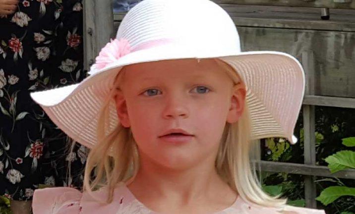 Isabel Wellermark 7 år