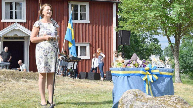 Sverigeresa i Hembygdsparken