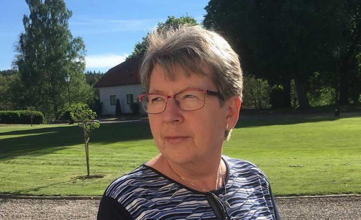 Siw Karlsson 70 år