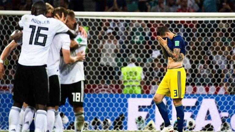 15 sekunder kvar när Tyskland avgjorde