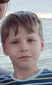 August Holmgren 7 år