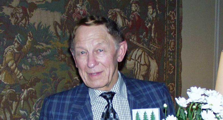 Stina Ekberg-Kallryd minns Bernt Hansson