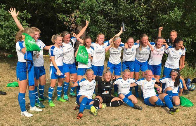 IFK och Södra vann allt i dag