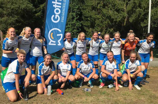 IFK-tjejerna nära semifinal