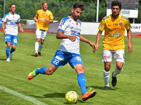 Direkt IFK Värnamo -Falkenberg 2–1 SLUT