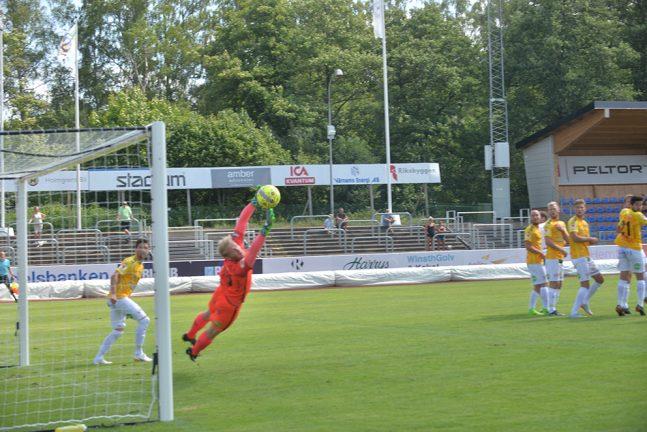 Bildspel och tv: Nästan nytt IFK vann!