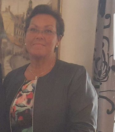 Marika Weiström 60 år